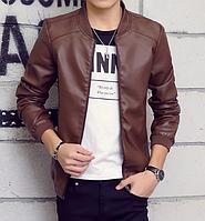 Мужская кожаная куртка. Модель 2005, фото 6