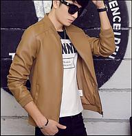 Мужская кожаная куртка. Модель 2005, фото 8