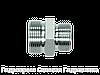 Резьбовые патрубки GRV - без накидной гайки и врезного кольца, Нержавеющая сталь