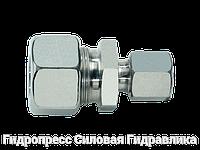 Різьбові з'єднання GRV - з накидною гайкою типу SC, Нержавіюча сталь