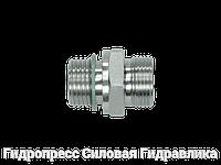 Соединение трубное, мягкое уплотнение wd - без накидной гайки и врезного кольца, Нержавеющая сталь