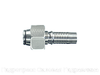 Ниппель трубный Прямые соединения, Нержавеющая сталь