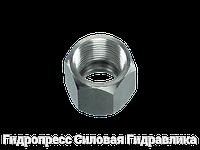 Накидные гайки, Нержавеющая сталь, фото 1