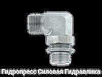 Угловые соединения 90° - BSP - внешняя резьба, Нержавеющая сталь