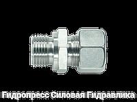 Соединение трубное, с накидной гайкой типа SC, Нержавеющая сталь, фото 1