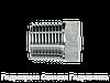 Резьбовые переходники, NPT - внешняя резьба - BSP - внутренняя резьба - форма A, Нержавеющая сталь