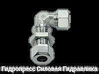 Угловые резьбовые соединения WSV - с накидной гайкой типа SC, Нержавеющая сталь