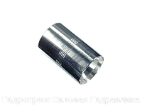 Обжимная муфта с защитой от обрыва типа P7-I, Нержавеющая сталь