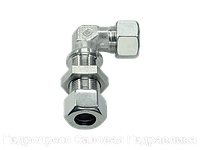 Угловые резьбовые соединения WSV - стандартное исполнение, Нержавеющая сталь