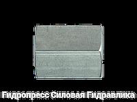 Муфты шестигранные, BSP - цилиндрическая резьба - переходник, Нержавеющая сталь