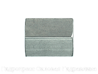 Муфты шестигранные, BSP - цилиндрическая резьба, Нержавеющая сталь, фото 1