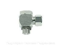 Угловые трубные соединение с кольцом уплотнения - SC, Нержавеющая сталь