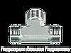 Тройник, Т-образный адаптер - BSP - цилиндрическая - внешняя резьба, Нержавеющая сталь
