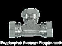 Тройник, Т-образный адаптер - BSP - внутренняя резьба, Нержавеющая сталь