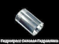 Обжимная муфта с защитой от обрыва типа P6-I, Нержавеющая сталь