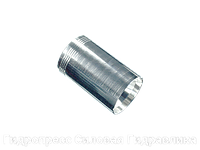 Обжимная муфта с защитой от обрыва типа P4-I, Нержавеющая сталь