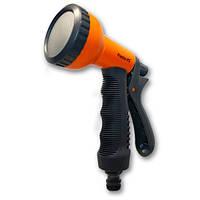 Пістолет - душ для поливу Presto-PS насадка на шланг пластик