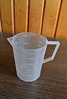 Мерный стакан пластиковый 250мл