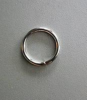 Кольцо литое сварное 20 мм, никель