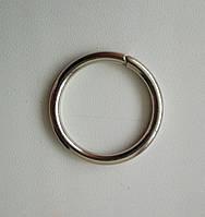 Кольцо литое сварное 25 мм, никель