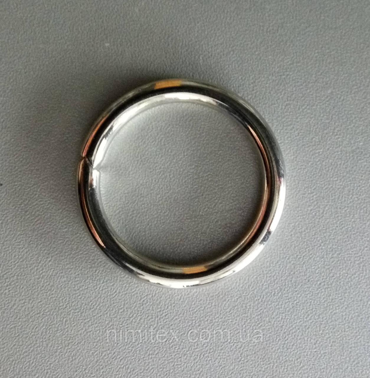Кольцо литое сварное 30 мм никель