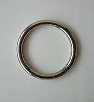 Кольцо литое сварное 31 мм никель