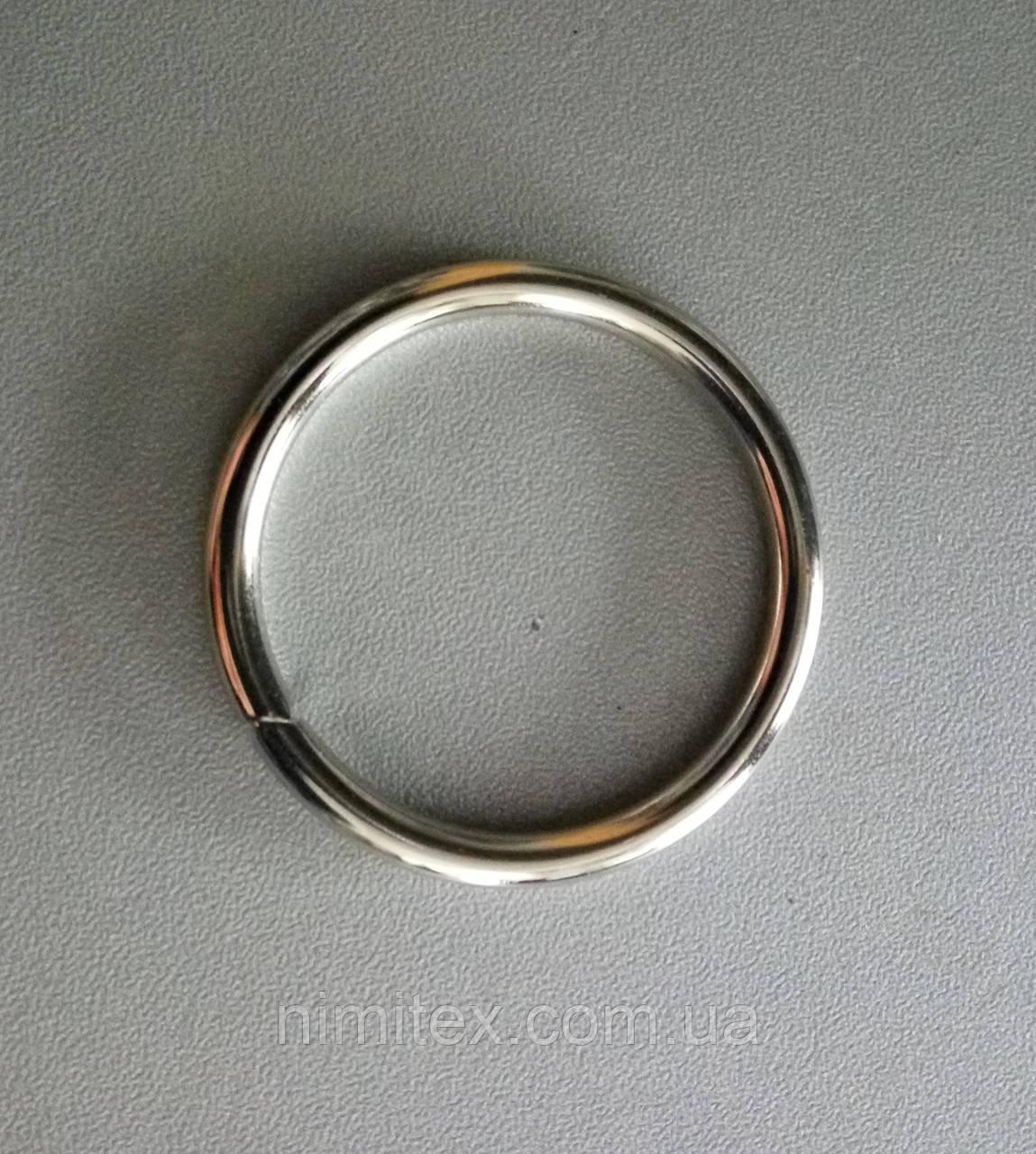 Кольцо литое сварное 36 мм никель