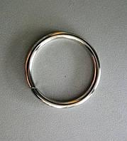 Кольцо литое сварное 36 мм, никель
