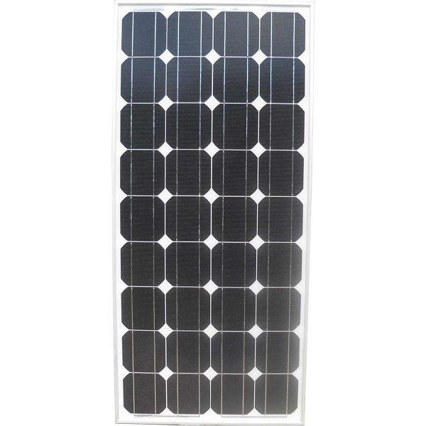 Монокристалическая солнечная батарея PERLIGHT 100ВТ / 12В PLM-100M-36