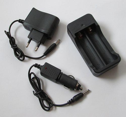 3 в 1! Зарядное устройство для аккумуляторов 18650 - Интернет магазин tanasku-torg.com.ua в Харькове