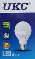 Led Лампа лампочка Ukc 7W, E27