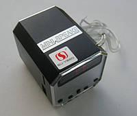 MP3-плеер в виде мини-колонки, USB, с FM, microSD, питание USB SU-127