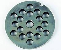 Решетка, сито, сетка (большая) 8 мм. для мясорубки Зелмер Zelmer №8, NR8 Zelmer 86.3162, 863162