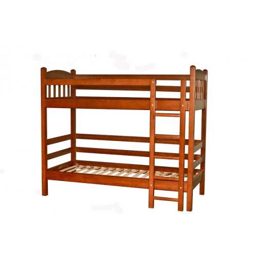 Кровати двухъярусные деревянные подростковые