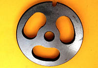 Решетка, сито, сетка (для колбасы) D=61,5 мм. для мясорубки Зелмер Zelmer №8, NR8
