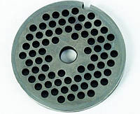 Решетка, сито, сетка (средняя) 4 мм. для мясорубки Зелмер Zelmer №8, NR8 Zelmer 86.3161, 863161