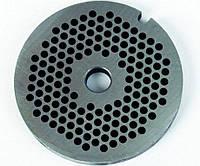Решетка, сито, сетка (мелкая) 2.7 мм. для мясорубки Зелмер Zelmer №8, NR8 Zelmer 86.1240, 861240