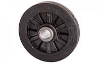 Ролик барабана D (нар)=80mm, d (вн)=13mm, h (втулки)=25mm для сушильной машины Вирпул Whirlpool 481252878033