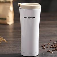 ТЕРМОКРУЖКА STARBUCKS SMART CUP WHITE 480 МЛ