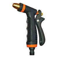 Металевий пістолет на шланг для поливу Presto PS
