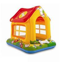 Детский игровой центр Любимый щенок, Intex 57429