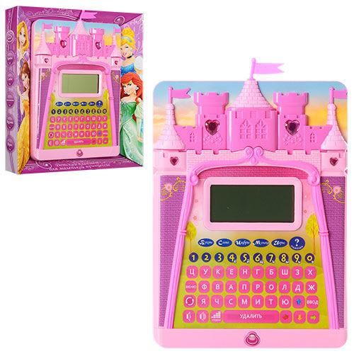 Дитячий планшет 7406 Для маленької принцеси
