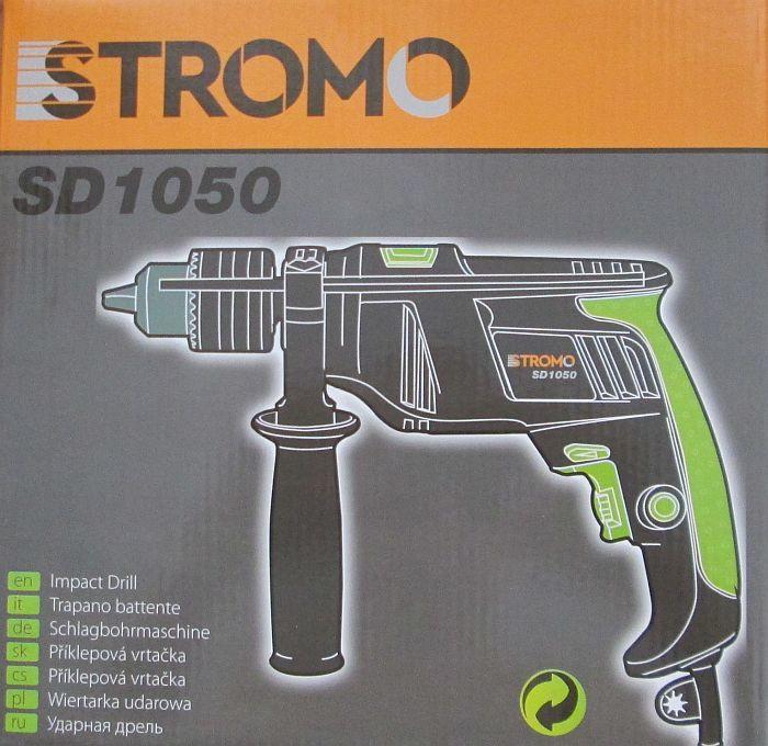 Дрель ударная электрическая Stromo Sd1050