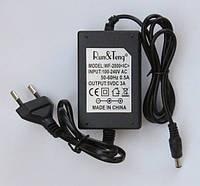 Зарядний (адаптер) 5V, 3A (5*2.5 mm)