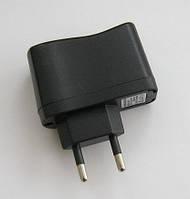 Зарядний пристрій USB адаптер 220В, 1А