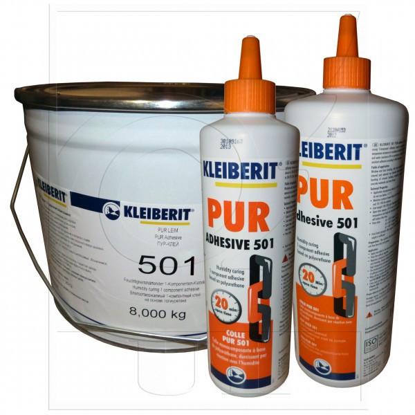 Полиуретановый клей KLEIBERIT PUR 501 (8кг.)
