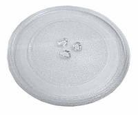 Тарелка блюдо лоток D=245мм под куплер (грибочек) для микроволновой СВЧ печи ЛЖ LG 3390W1G005E