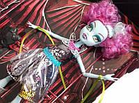 Велика шарнірна красива лялька монстер Хай для дівчинки на подарунок