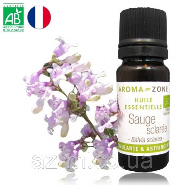 Шалфей мускатный (Salvia sclarea) BIO эфирное масло