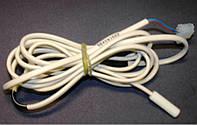 Температурный сенсор, датчик оттайки испарителя 2500мм. для холодильника Electrolux Zanussi AEG 2085915029 (не оригинал)